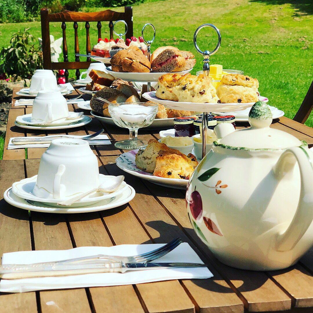 Newburgh House | Afternoon Tea